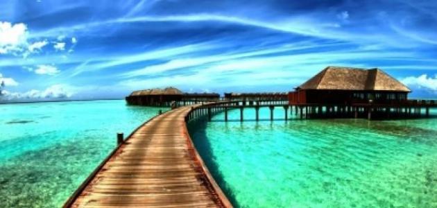 أين تقع أجمل الجزر في العالم