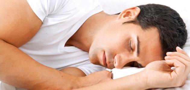 طريقة حرق الدهون أثناء النوم
