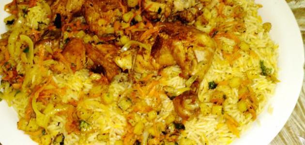 طريقة عمل أكلات سعودية