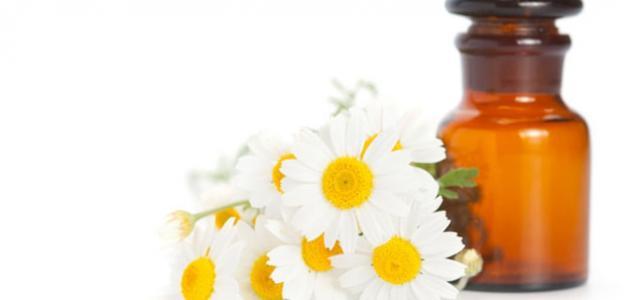 فوائد زهرة البابونج للبشرة