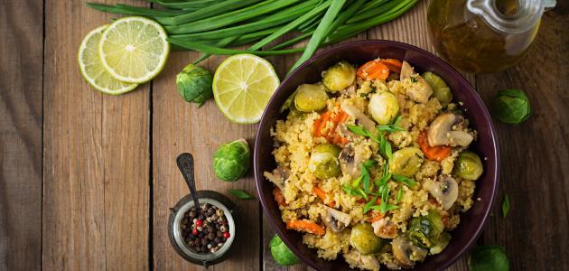 طريقة عمل أكلات ليبية رمضانية