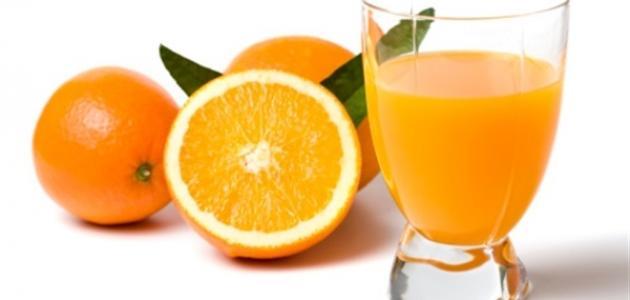 فوائد عصير البرتقال للأطفال