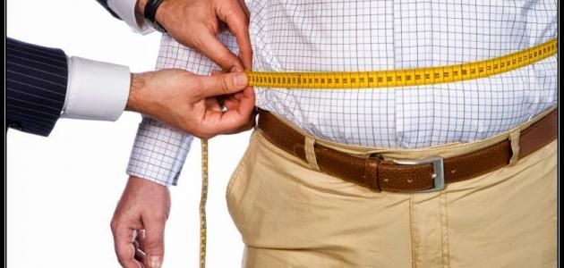 كيفية حرق الدهون في منطقة البطن