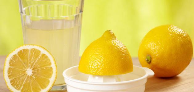 فوائد شرب الكمون والليمون