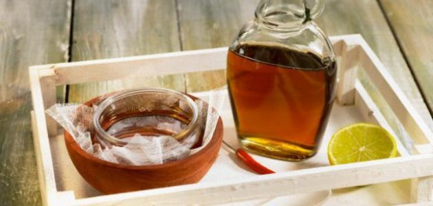 فوائد شراب القيقب