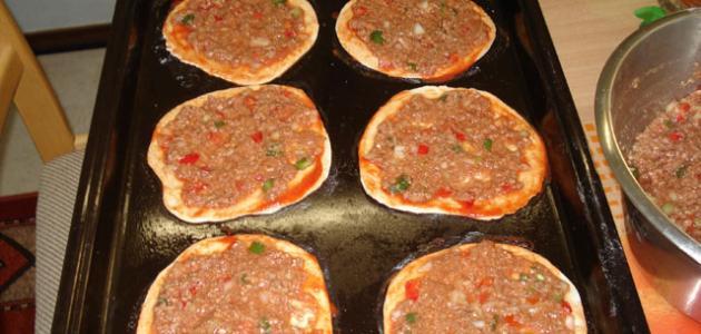 طريقة تحضير اللحم بعجين