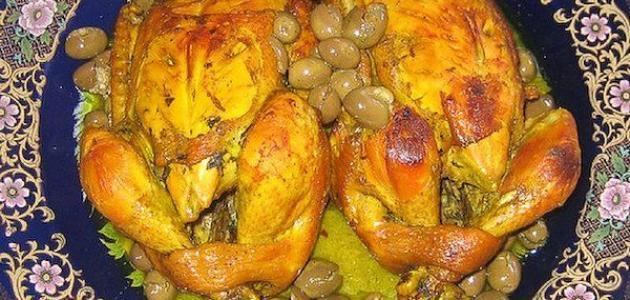 طريقة تحضير أكلات مغربية مشهورة