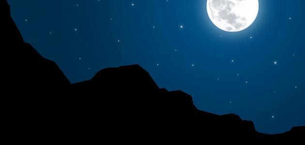 مراحل ظهور القمر