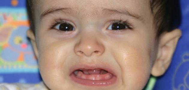 مراحل نمو الأسنان عند الأطفال