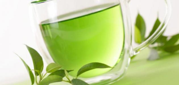 ماهي فوائد شاي الأخضر