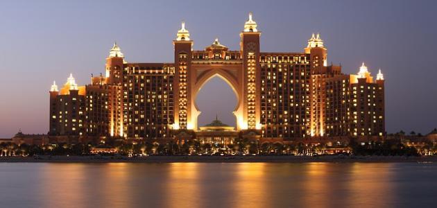 أهم الأماكن السياحة في دبي