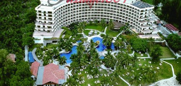 أهم الأماكن السياحية في بينانج