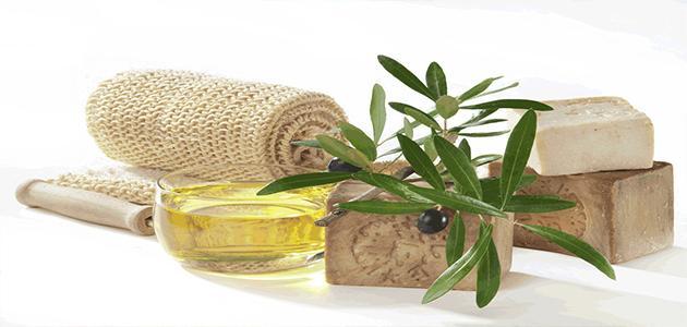 فوائد صابون زيت الزيتون للشعر