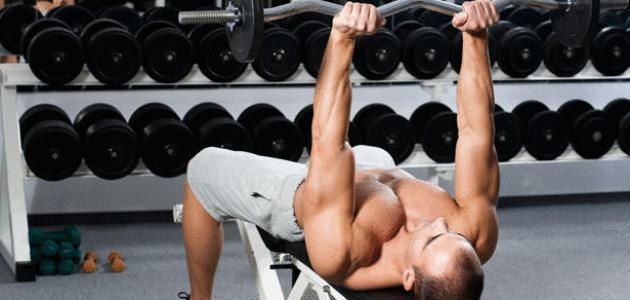 أفضل طريقة لبناء عضلات الجسم