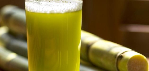 فوائد عصير قصب السكر للحامل