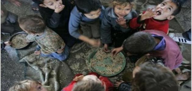 أهمية الأمن الغذائي لدول العالم الثالث