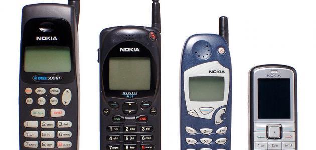 مراحل تطور الاتصالات