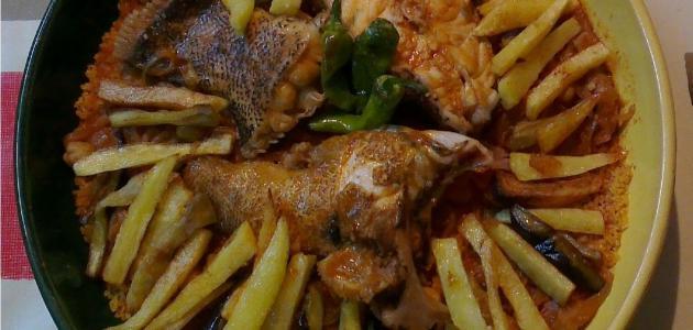 أكلات شعبية ليبية رمضانية