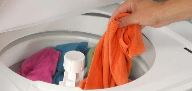 أفضل طريقة لغسل الملابس