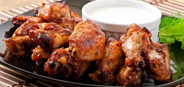 طرق تتبيل الدجاج بالفرن