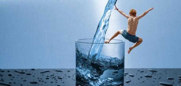 أهمية الحفاظ على الماء