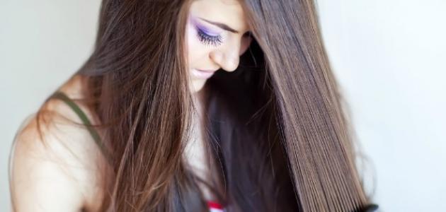 طرق تنعيم الشعر الجاف والمتقصف