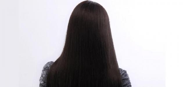 طرق سهلة لتنعيم الشعر