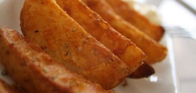 طرق مختلفة لعمل البطاطس