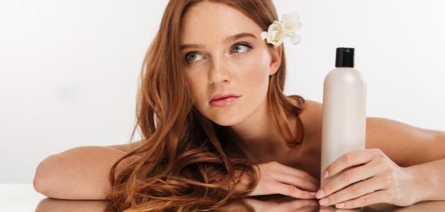 طرق معالجة الشعر