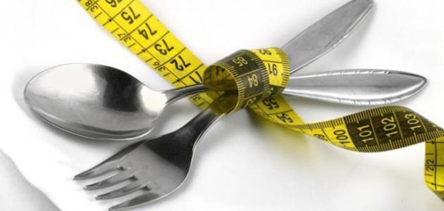 طريقة إنقاص الوزن في رمضان