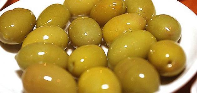 طريقة تخزين الزيتون الاخضر %D8%B7%D8%B1%D9%8A%D