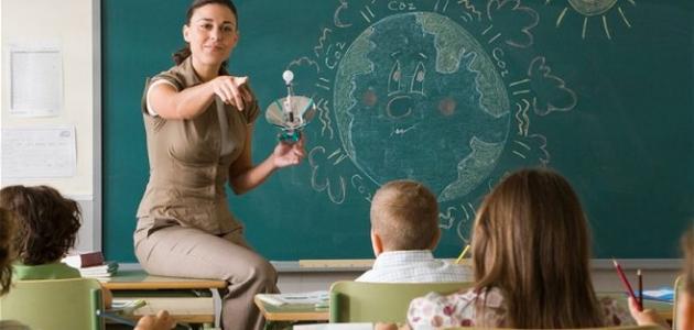 أهمية مهنة التدريس