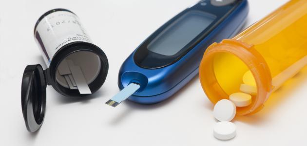 مرض السكري ومضاعفاته