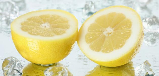 طريقة تخزين الليمون الأخضر