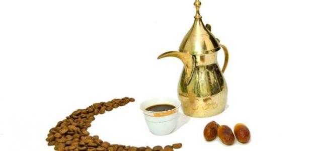 طريقة طحن القهوة العربية