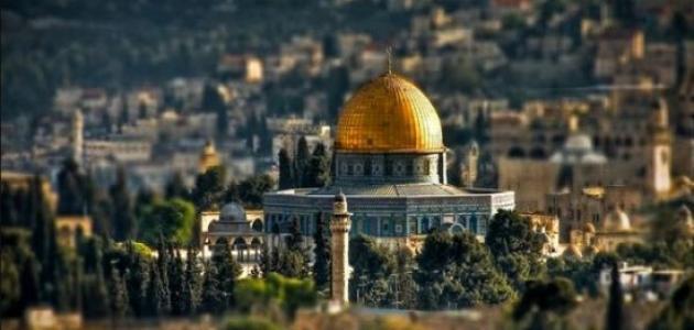 كلمات قصيدة في القدس تميم البرغوثي