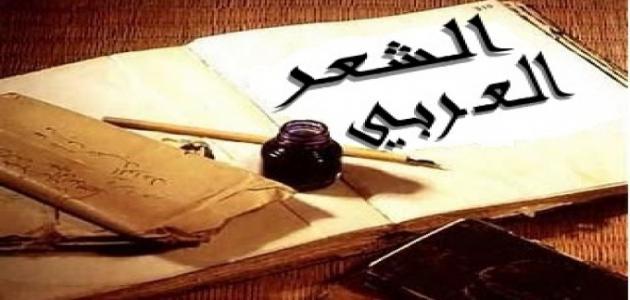 اجمل ابيات الشعر العربي