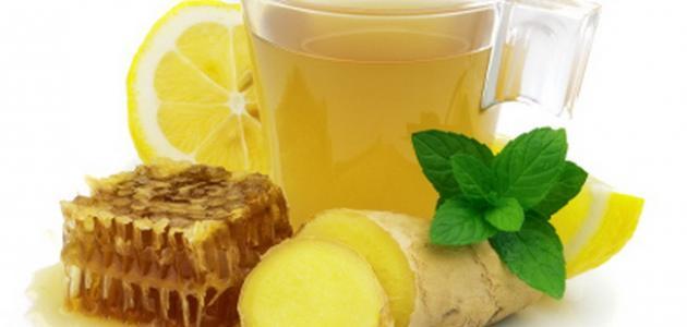 فوائد الزنجبيل بالعسل