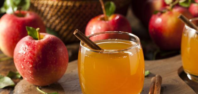 فوائد خل التفاح لتخفيف الوزن