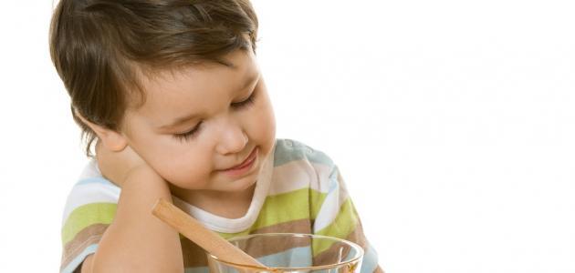 فوائد العسل للطفل