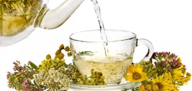 فوائد شاي الأعشاب