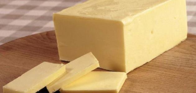 فوائد زبدة حليب البقر