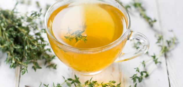 فوائد شاي الزعتر للحامل