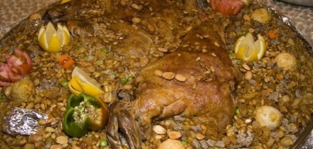 طريقة عمل أكل عراقي