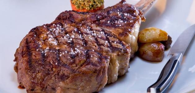 فوائد اللحم الضاني