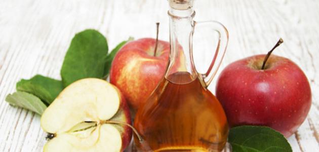 أهمية خل التفاح للشعر