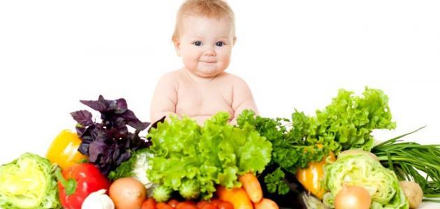 فوائد الغذاء الصحي للأطفال