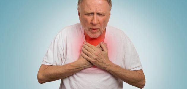 مقال عن أسباب ضيق التنفس
