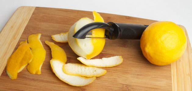 طريقة استخدام قشر الليمون للتنحيف