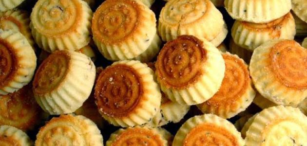 طريقة عمل حلويات شامية مشهورة